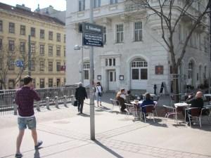 Plaza de Falco, Viena, distrito 5