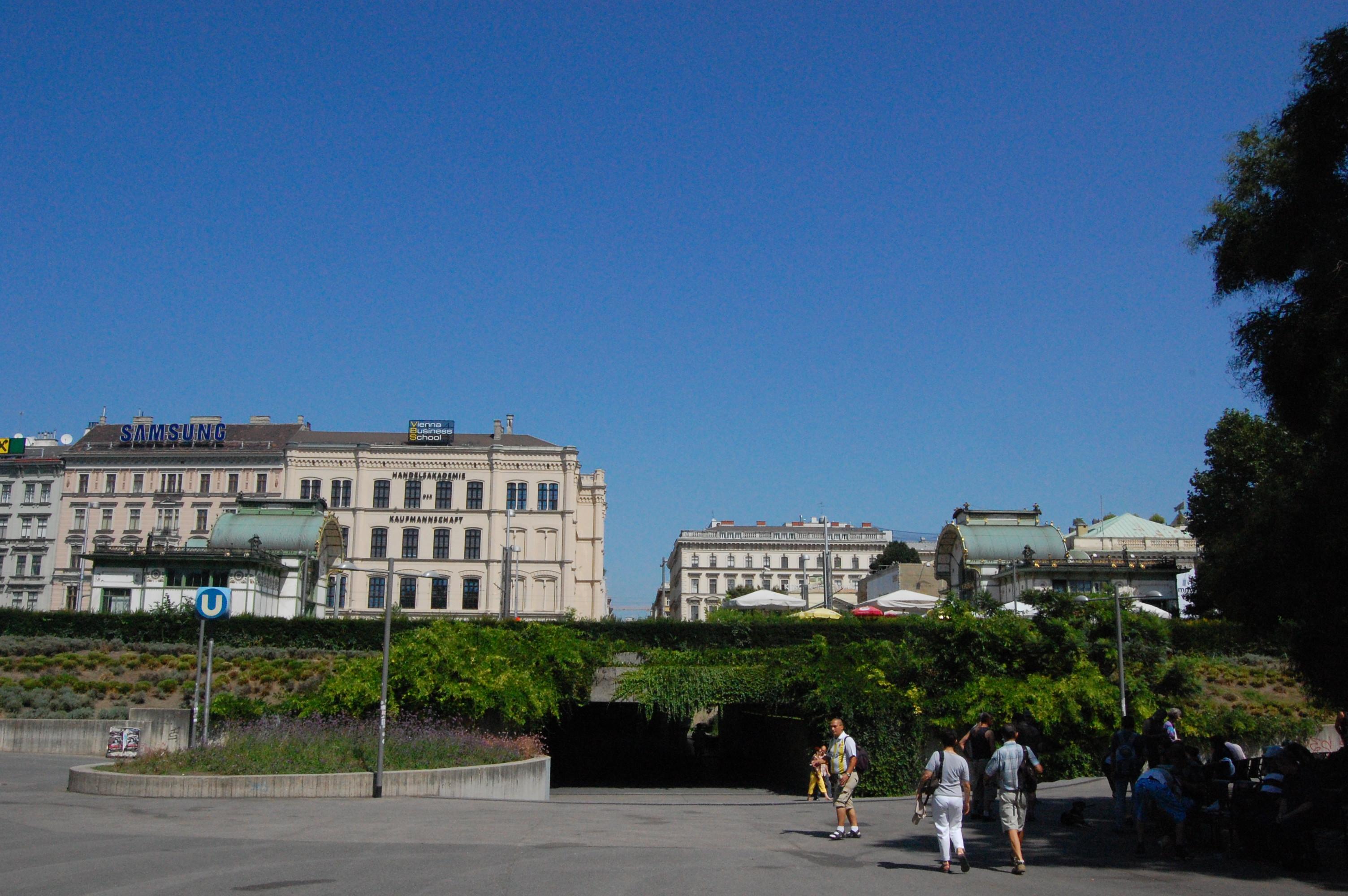 Estación de metro de Karlsplatz