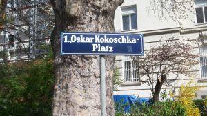 Oskar Kokoschka Platz