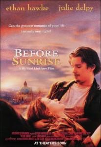 Poster de Antes del amanecer