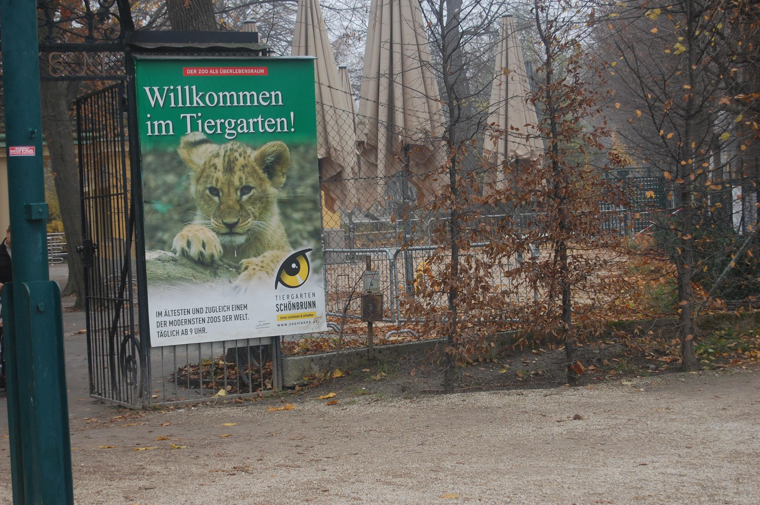 Tiergarten, el zoo más antiguo del mundo
