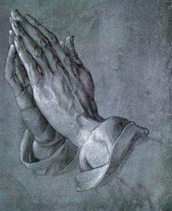 Manos en oracion Durero