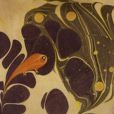 Tela de peces Koloman Moser