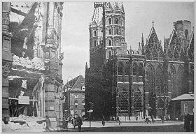 Viena en 1945