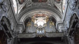 Órgano de la Dominikanerkirche