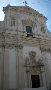 Fachada de la Dominikanerkirche