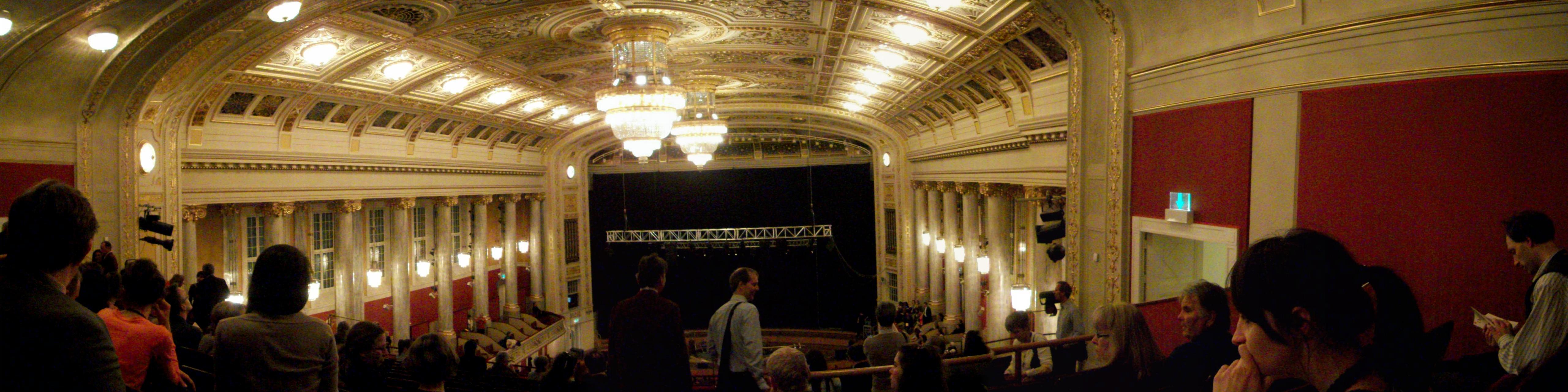 Interior de la Konzerthaus