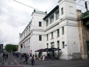 Estación de metro de Alserstrasse, en el Gürtel