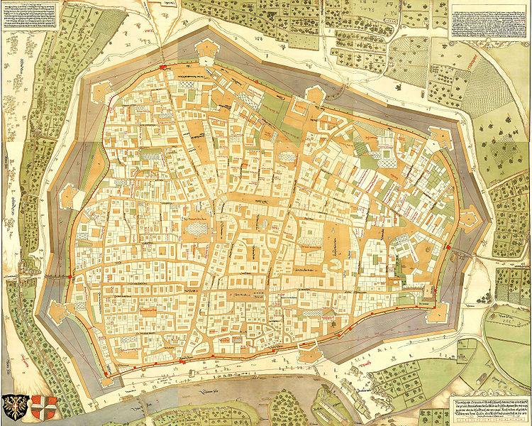 Mapas Antiguos De Viena Vienayyo