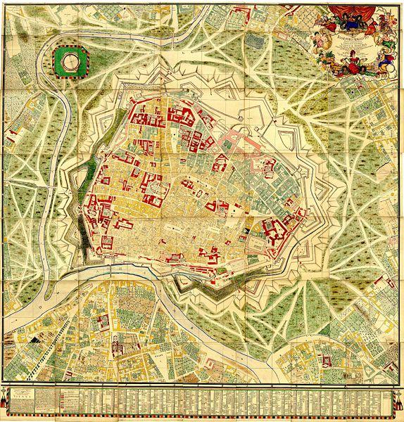 1710 (copia de 1847) Werner Arnold Steinhausen