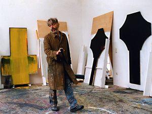 Arnulf Rainer en 1994