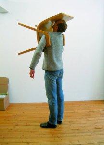 Escultura de un minuto