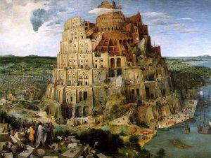 Torre de Babel, Brueghel, 1563