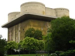 Bunker en Arenbergpark
