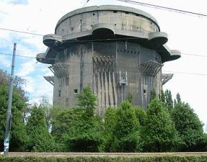Bunker en el Augarten