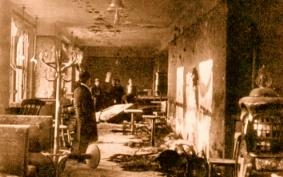 Café vienés en 1934