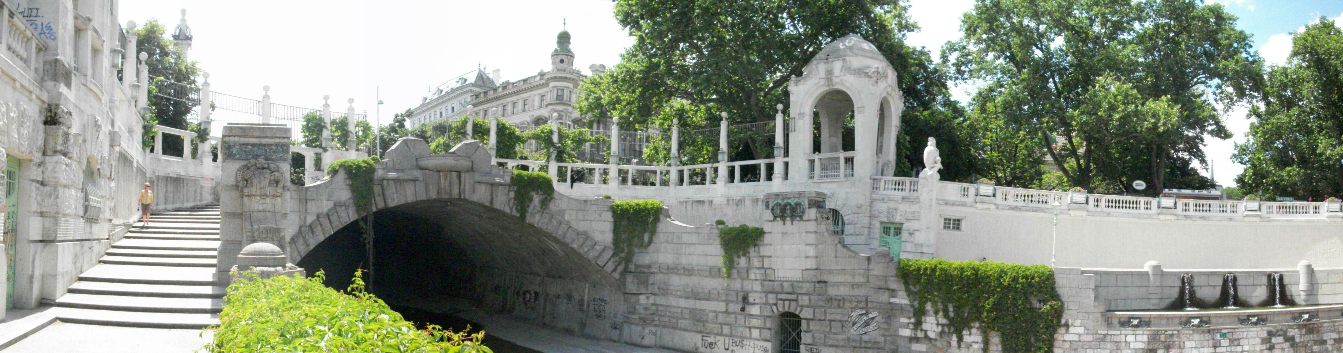 Puente en Stadtpark