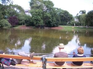 Lago de Stadtpark