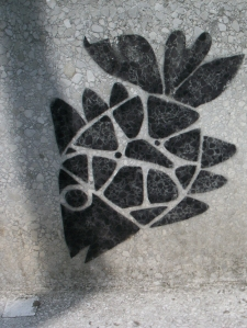 Graffiti en Stadtpark