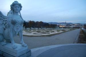 Jardín del Belvedere