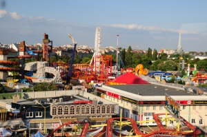 El Wurstelprater, el parque de atracciones de Viena