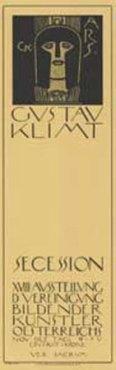 Gustav Klimt. Poster de la XIII exposición de la Secession