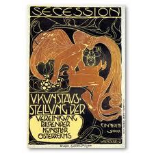 Koloman Moser exposicion secession 1899