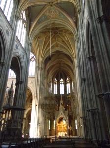 Interior de la Votivkirche